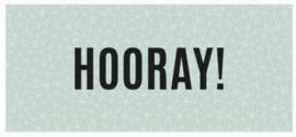 Kadokaart | Hooray!