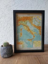 Landkaart | Italië