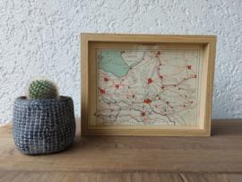 Plattegrond | Gelderland