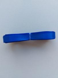 Satijnlint | Blauw | 5 meter