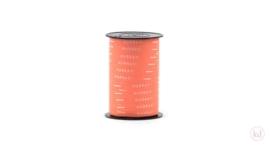 Krullint | Hurray oranje | 5 meter