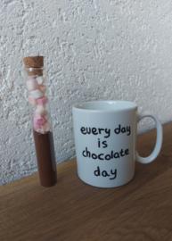 Mok | Quote chocolademelk
