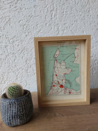Plattegrond | Noord - Holland