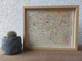 Landkaart | België