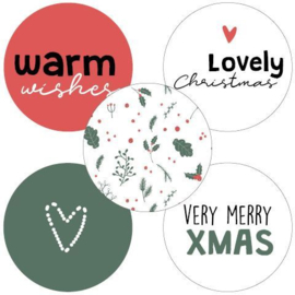 Stickers | Warm wishes