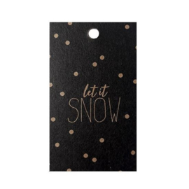 Kadokaart | Let it snow