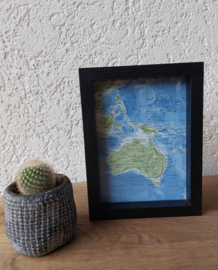 Landkaart | Australië