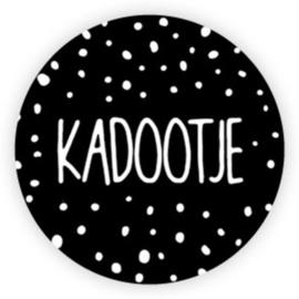 Sticker | Kadootje | Per stuk