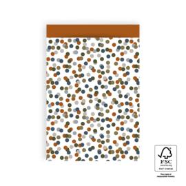 Kadozakjes L | Small confetti
