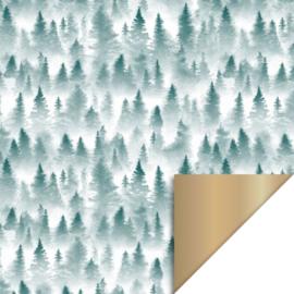 Kadopapier | Kerstbos