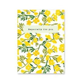 Sieradenkaart   Especially for you
