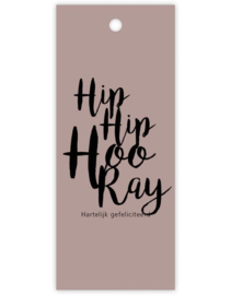 Kadolabel | Hip hip hooray