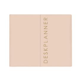 Desk planner | Roze