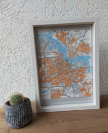 Stadsplattegrond | Amsterdam