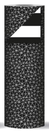 Kadopapier | Grafiek zwart/wit