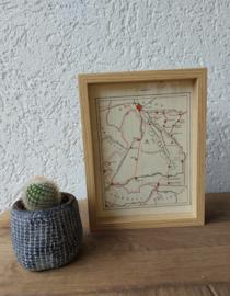Plattegrond | Drenthe