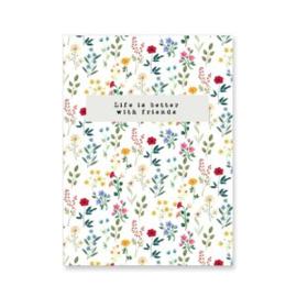 Sieradenkaart | Life is better with friends