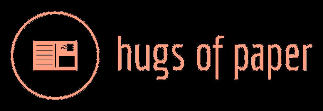 hugs of paper