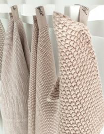 Pot holder Knitted Sand IB Laursen