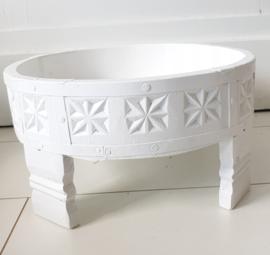Chakki table white  M