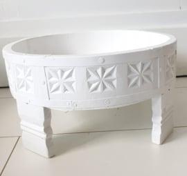 Chakki tafel wit M