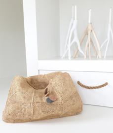 Gaby bag Naturel Made in Mada