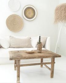 Tonga basket White Medium 5