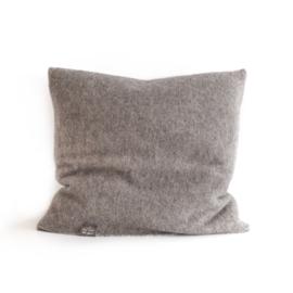 Woolen cushion Chocolat