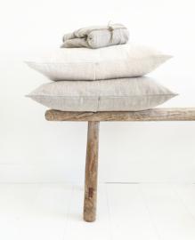 Linen cushion Flax