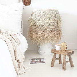 Rock the Kasbah palmleaf  Lamp N2