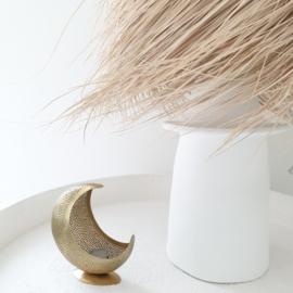 Rock the Kasbah palmleaf lamp N1