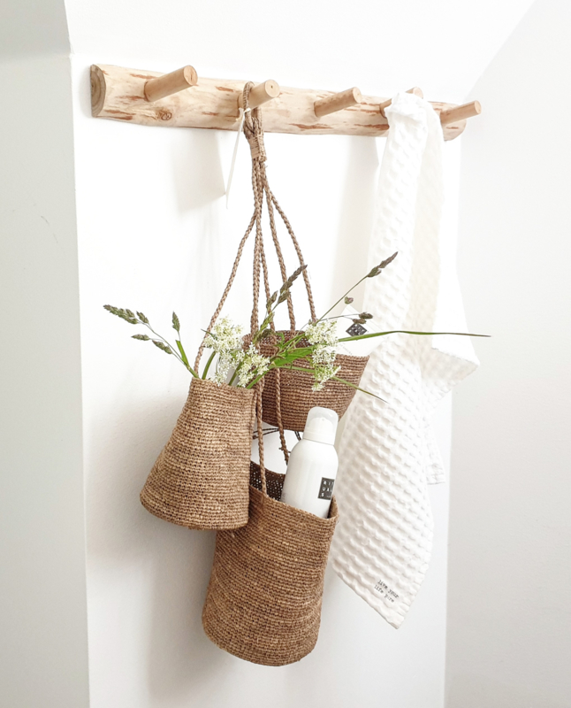 GUS hanging baskets van Made in Mada