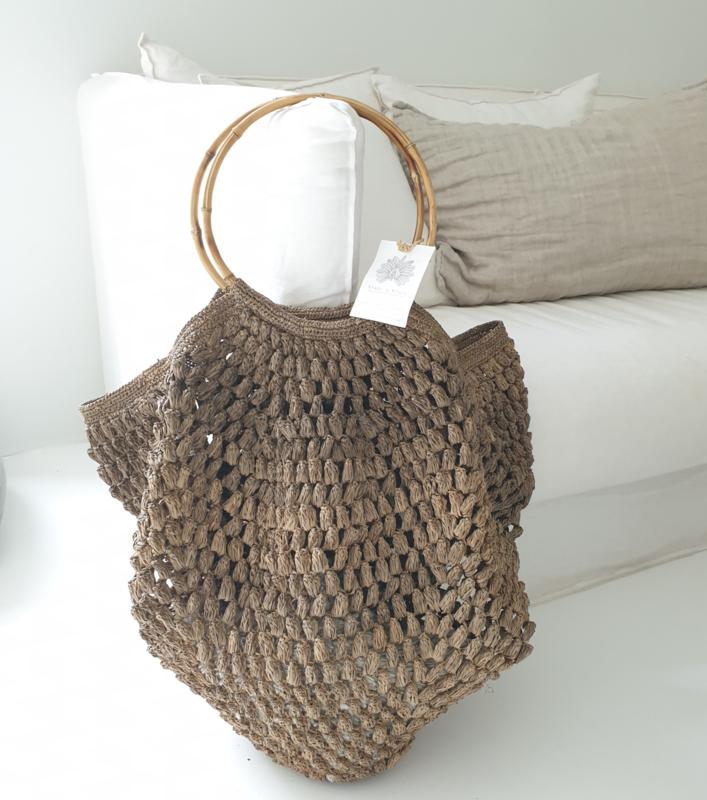 Izia bag Tea Made in Mada