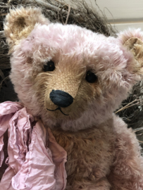 """🌸 Hug Me Again Collectible bear """"Henry"""" standing about 17"""" inch tall."""