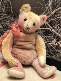 """🌸  Hug Me Again Collectible bear """"Patch"""" standing about 8"""" inch tall."""