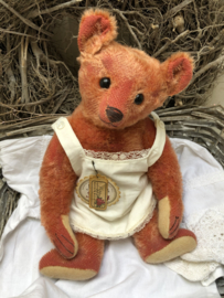 """🌸 Hug Me Again Collectible bear """"Poppy"""" standing about 13.25"""" inch tall."""