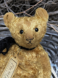 """🌸  Hug Me Again Collectible bear """"Edward"""" standing only 7.5"""" inch tall."""