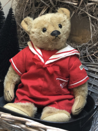 """🍄 Hug Me Again Collectible bear """"George"""" standing about 12"""" inch tall."""