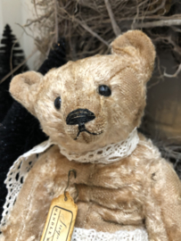 """🍄 Hug Me Again Collectible bear """"Sugar Paws"""" standing almost 10"""" inch tall."""