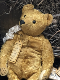 """🍄 Hug Me Again Collectible bear """"Lil' Waffles"""" standing almost 10"""" inch tall."""
