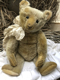 "🌸 Hug Me Again Collectible bear ""Sten"" standing about 13"" inch tall."