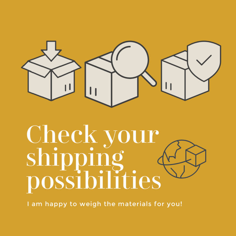 How much would it cost to have a package shipped to my home?