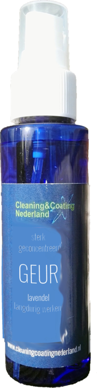 Cleaning & Coating Geur Lavendel 100ml