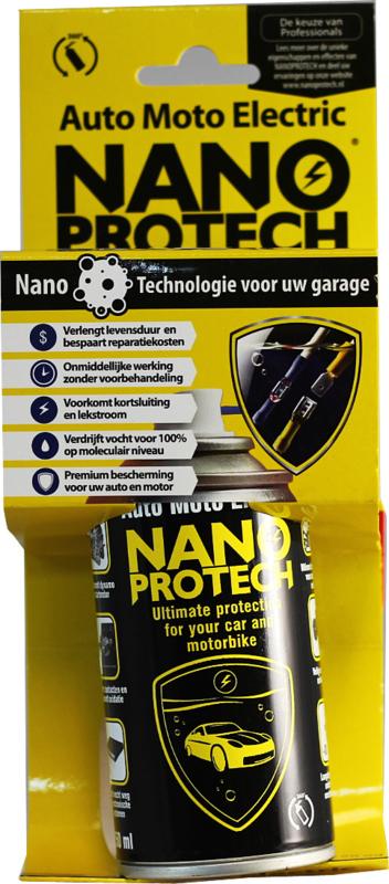 Nano Protech Electric Auto 150ml