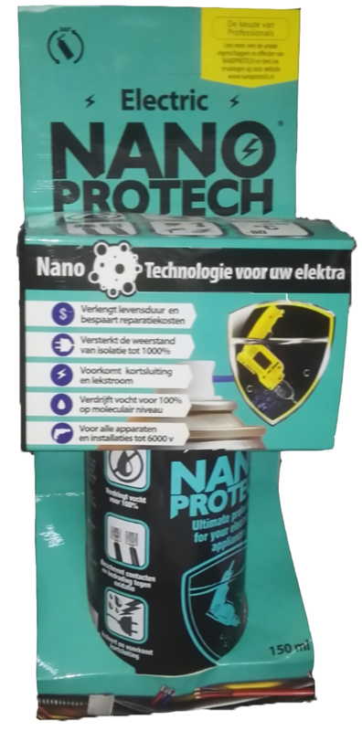 Nano Protech Electric Home 150ml