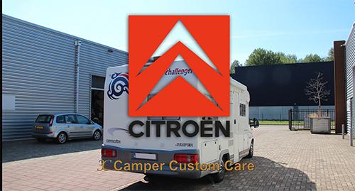 Citroën Jumper volledige behandeling