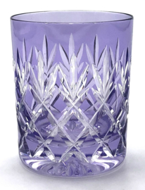 EWA water/whiskyglas - light violet
