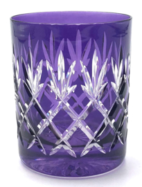 EWA whisky/waterglas -  violet