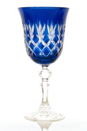 EWA goblet - royal blue