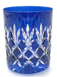 EWA water/whiskyglas - royal blue